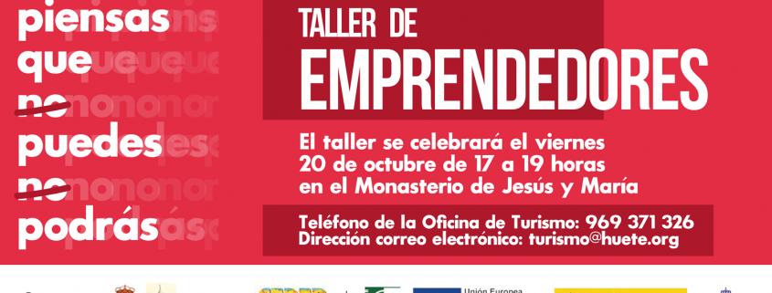Taller emprendedores Feria Gastronómica Gourmet