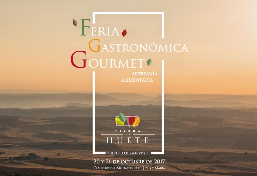 Feria de Gastronomía Gourmet de la Tierra de Huete.